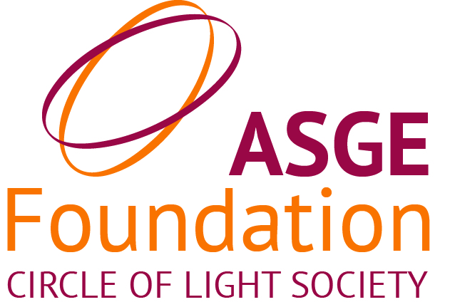 ASGE Foundation Circle of Light Society Logo