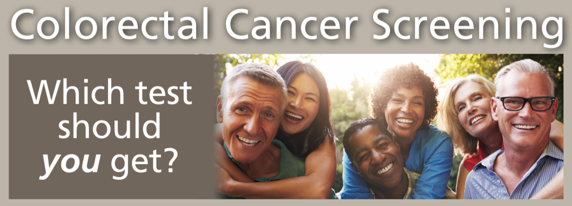 Download Colorectal Cancer Screening Poster
