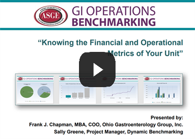 Benchmarking Webinar Screenshot