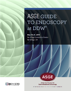 Read the ASGE GUIDE TO ENDOSCOPY at DDW®
